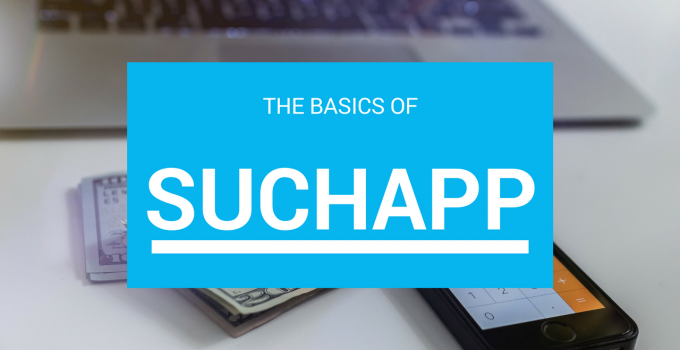 Suchapp first cryptocurrency base messaging app