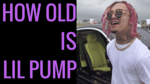 how old is lil pump cover photo