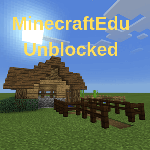 This a a screenshot from minecraftedu unblocked edition of the game. Which is 1:1 to the original game. If are not sure, just look at the picture it is the same game.