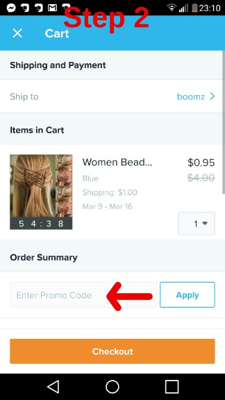 wish promo codes 2019 not first order