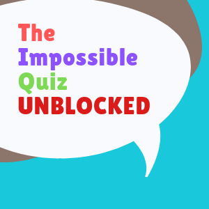 Fan made logo for the impossible quiz unblocked version of the game. Hoepefully i am not the only one who likes that in this picture were used the same pilar colors that the original logo has also.