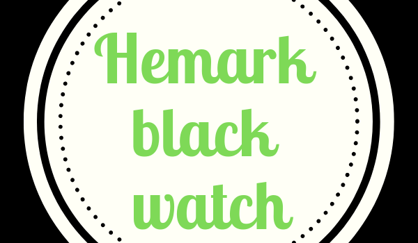 Are hemark black watch truly for free? If you want to find out you need to read my article.