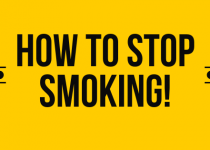 How to quit smoking is so long and challenging subject, but I have written the best tips and tricks, which have helped me to stop, and now I do not have this horrible habit anymore. You can get rid of it too. Read this article, and you will be able to say goodbye to cigarettes.