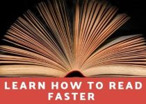 Do you want to learn how to read faster? With these tips, which are shared in this article, you will be able to read more quickly the next day, just with applying these easy tips!