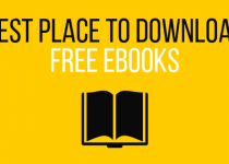 Find out what is the best place to download free ebooks in year of 2019 and beyond