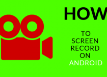 If you want to know How to Screen Record on Android you should read carefully this whole article. I will also share a trick with you how can you also record the sound with the same app.