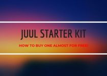 If you are looking for a new vape pen, you should think about Juul starter kit, which is in my opinion the best vape pen on the market right now. And I wrote a tutorial how to get it as cheap as possible.
