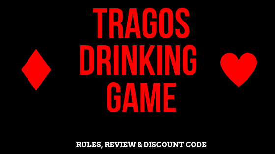 Tragos drinking game is the best card game of this genre I have ever had a chance to play.