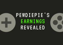 how much money does pewdiepie make is revealed with in this article. I will share with you how much he earns from youtube, from his merch. How much money he was getting from twitch and actually what he got for signing with DLive streaming platform.