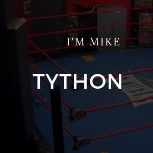 Another one of my favorite mike tyson memes -> I'm mike tython