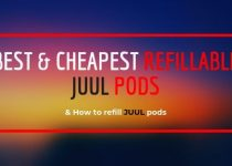 Best & cheapest refillable juul pods are revealed with in this article and I will aslo share with you how to refill juul pods correctly and easily with in few seconds.