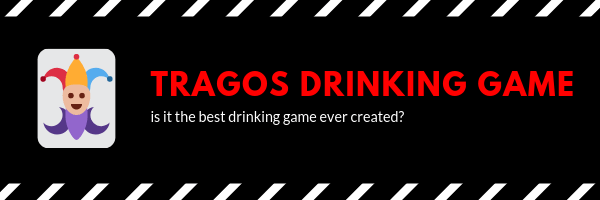 I get asked quite often if the tragos drinking game is the best game I have ever played. And I am not sure if it is the best game ever? But it is definetly the best game I have ever played during a party. I can highly recommend this to anyone who likes to party.