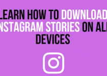 learn how to download instagram stories on all devices. Yes I will cover how to do this on iOS, Windows, MacOS and Android.