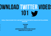 Do you want to download twitter video? In this article I am going to teach you how you can save your favorite video from twitter on following devices: iPhone, iPad, Mac, Android smartphone and tablet and also for windows pc.
