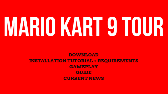 Everything about Mario Kart app, i will teach you how to download and install this app both on iOS and android. Also few gameplay tips and currecnt news about this game.