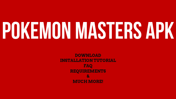 If you want to download pokemon masters apk or learn how to install this app you have found the right article, I will teach you all of these and I will also share few good gaming tips to be better at this game than others