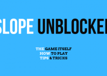 You can play slope unblocked on our site. I will also share with you gameplay tips and how to play this game and general info about the game itself