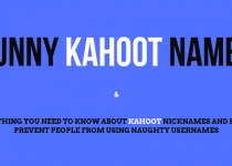 Best list of funny kahoot names and everything you need to know about nicknames in this game and how to actually prevent players to use naughty usernames.