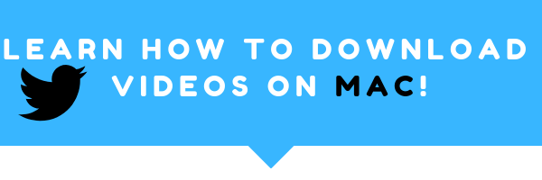 HAve you ever wondered how to save a video from twitter to mac? IT is not that difficult to do, with the following tutorial anyone can do it. It takes only 9 easy steps to save your favorite video.