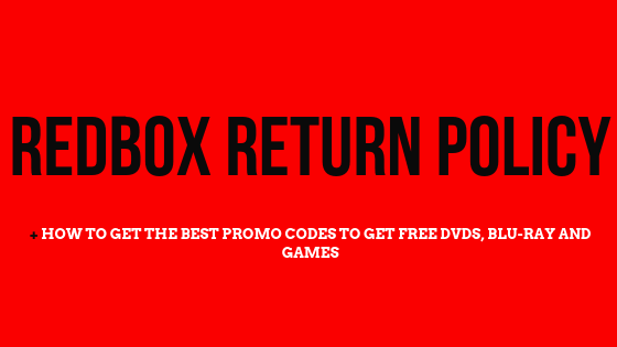 In this post I am going to tell you everything about redbox return time, their promo codes and how you can get one day extra for free and few other tips about this rental kiosk